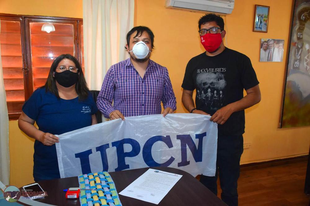 UPCN Tinogasta