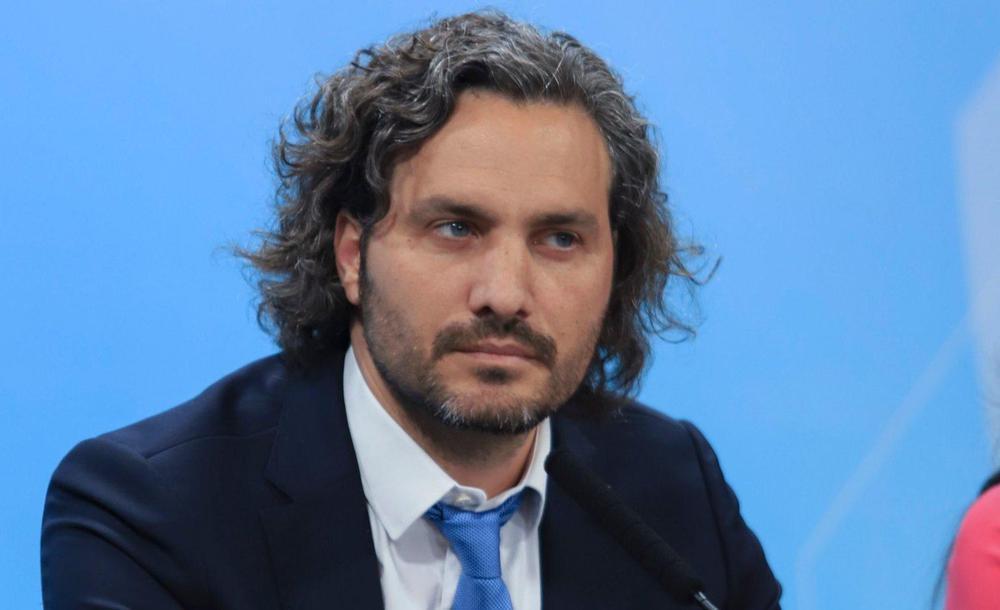 Santiago Cafiero Jefe de Gabinete