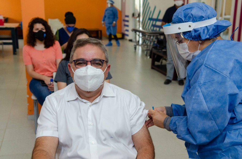 Raul Jalil campaña de vacunacio