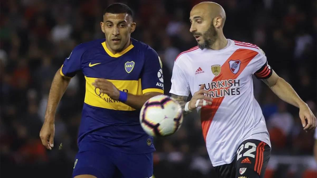 Boca-River Superclasico 2021