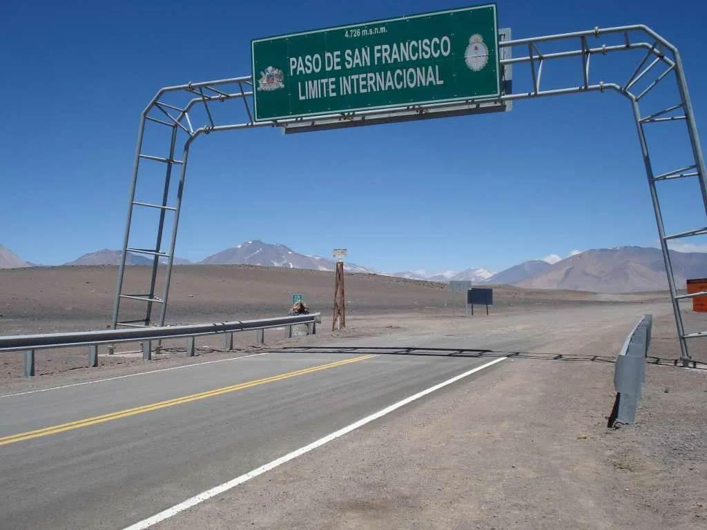 Paso de San Francisco 1